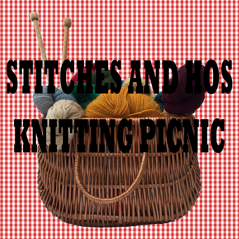 Knitting Room Birmingham : Knitting picnic for wwkip day stitches and hos