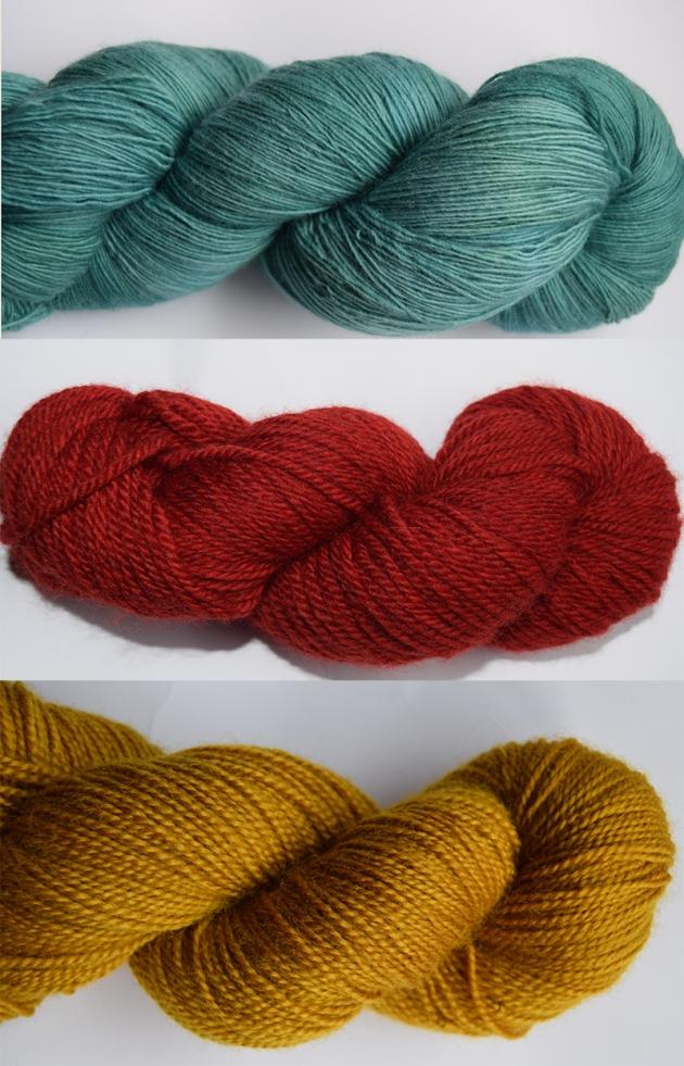 sherwood yarn