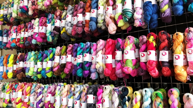 yarn-wall
